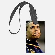 ART Grad Obama Luggage Tag