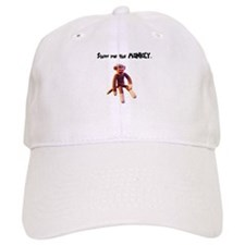 Sock Monkey Items Baseball Cap