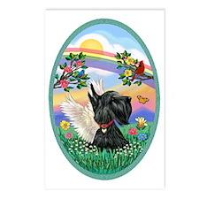 BrightLife-Scottish Terri Postcards (Package of 8)