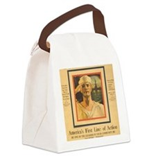 Americana Recruiting Navy (2) Canvas Lunch Bag