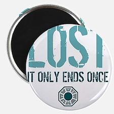 Ends Once Magnet