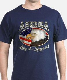 RETRO America- Love it or Leave it! T-Shirt