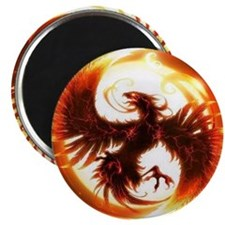 2-Phoenix spiral Magnet