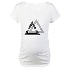 valknut-white Shirt