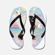 Heavenly Sea-Newfoundland Flip Flops