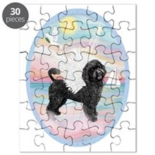 Heavenly Sea-Portuguese Water Dog #8 (2) Puzzle