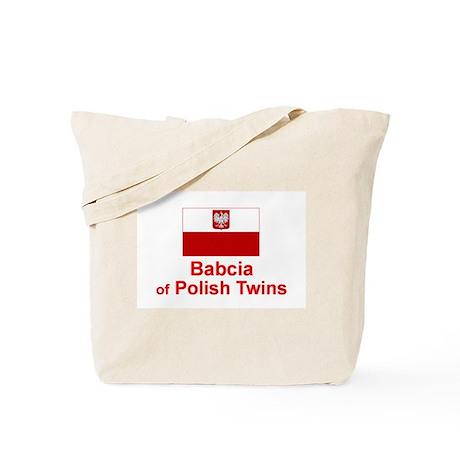 Polish Twins-Babcia Tote Bag
