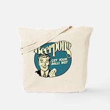 Beer_Pong-01 Tote Bag