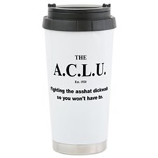 ACLU Travel Mug