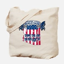 Thank You Arizona Tote Bag