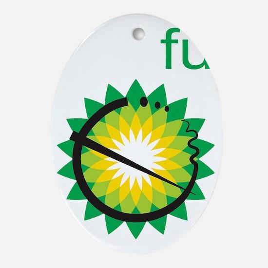 fu_bp Oval Ornament