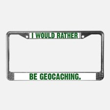 Cute Ammo can License Plate Frame