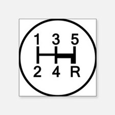 "2-Stick It Square Sticker 3"" x 3"""
