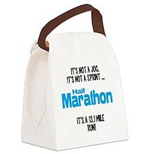 run47 Canvas Lunch Bag