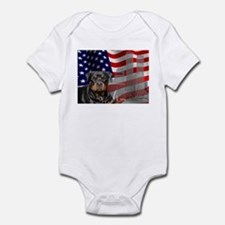 Rotties were there! Infant Bodysuit