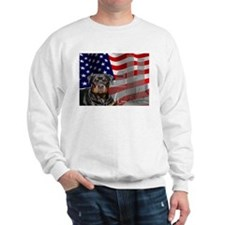 Rotties were there! Sweatshirt