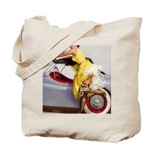 coverup large poster Tote Bag