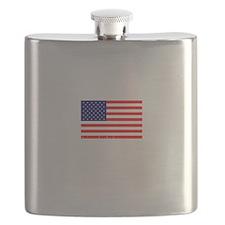 American-Tea-Party-(flag)-dark-shirt Flask