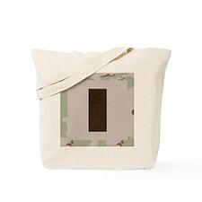 USAF-2Lt-Mousepad-Desert Tote Bag