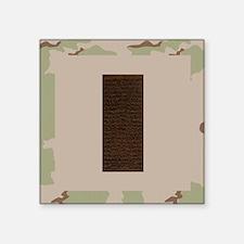 "USAF-2Lt-Mousepad-Desert Square Sticker 3"" x 3"""