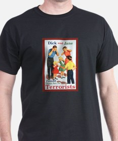 Dick and Jane - T-Shirt