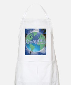 Oceanic Airlines Mini Poster Apron