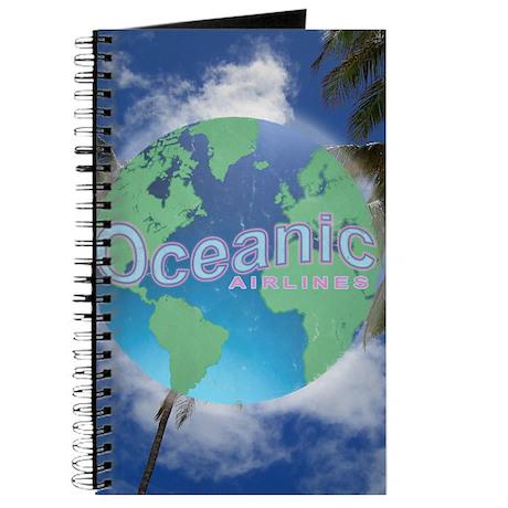 Oceanic Airlines Mini Poster Journal