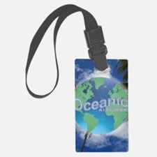 Oceanic Airlines Mini Poster Luggage Tag