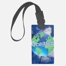 Oceanic Airlines Large Poster Luggage Tag