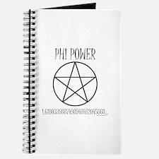 Phi Power Journal