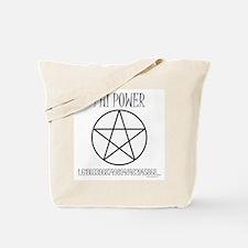 Phi Power Tote Bag