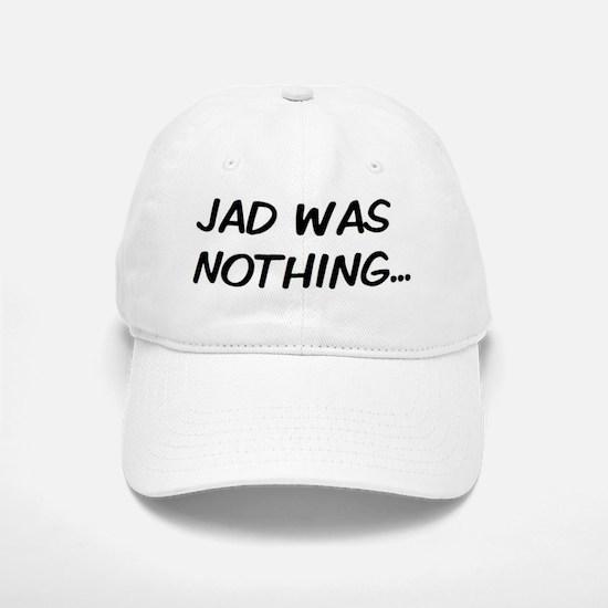 jad Baseball Baseball Cap