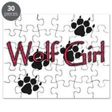 WolfGirl Puzzle