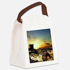 ess Canvas Lunch Bag