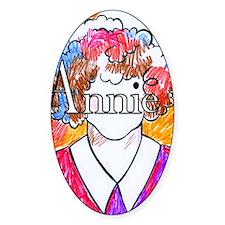 Annie(10X10) Decal