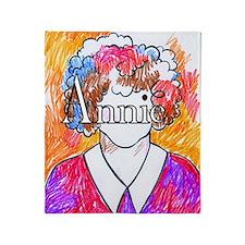 Annie(10X10) Throw Blanket