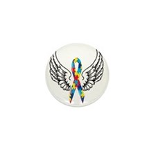 wings Mini Button