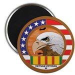 Masonic Vietnam Veteran Magnet