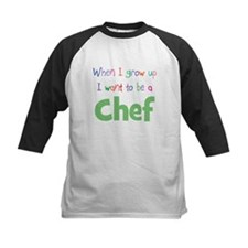 When I Grow Up Chef Tee