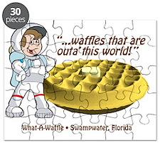 Waffle3back Puzzle