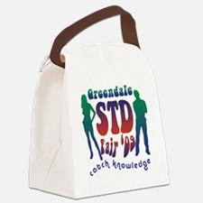greendale_std Canvas Lunch Bag