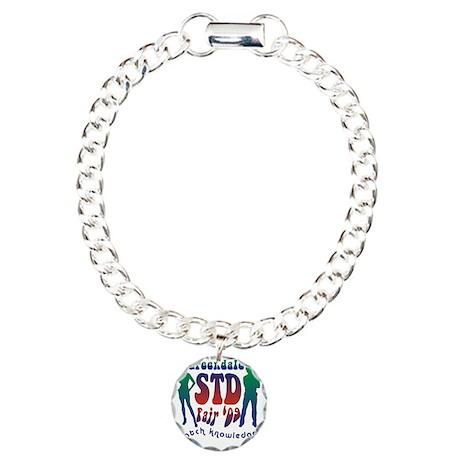 greendale_std Charm Bracelet, One Charm