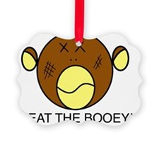 I BEAT THE BOOEY Ornament