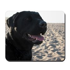 black_lab Mousepad