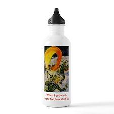 Blow stuff up Water Bottle