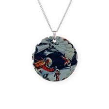 Outpost in Space Tom Swift Necklace
