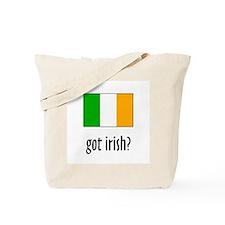 got irish? Tote Bag