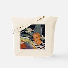 Tom Swift Flying Lab Tote Bag