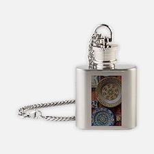 Deruta 1 Flask Necklace