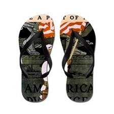Americna Recruiting WWI _navy_ww1_join- Flip Flops